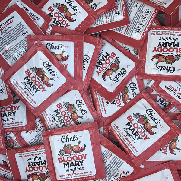 Travel Size Bloody Mary Mix